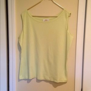 Talbots Petites Great Everyday Tank